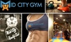 Mid City Gym - Theater District - Times Square: One-Month Membership to Either Mid City Gym Location