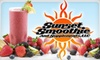 Sunset Smoothie & Sports Nutrition - Highlands/Perkins: $5 for $10 Worth of Smoothies & Extras at Sunset Smoothie