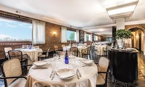 Ristorante StiGusti: Menu gourmet di pesce con vino per 2 o 4 persone da Ristorante Stigusti (sconto fino a 72%)