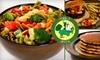 Gobble Green: $99 for Seven Days of Vegan or Gluten-Free Vegan Meals Delivered from Gobble Green