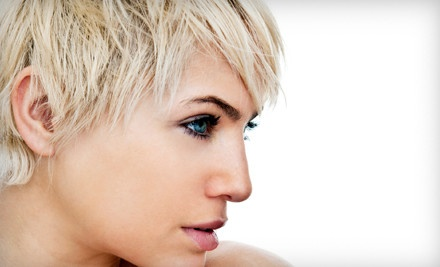 Shampoo, Blow-Dry, and Style (a $45 value) - Scissors Rox Paper in Phoenix
