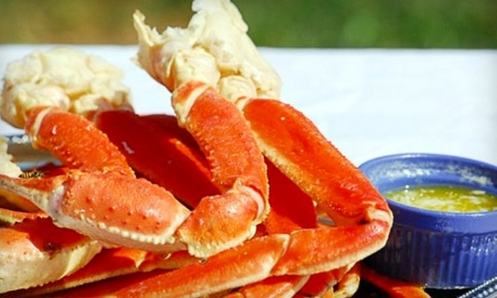 Main Street Cafe & Pub - Hilton Head Island: $15 for $30 Worth of Seafood and Classic American Fare at Main Street Cafe & Pub