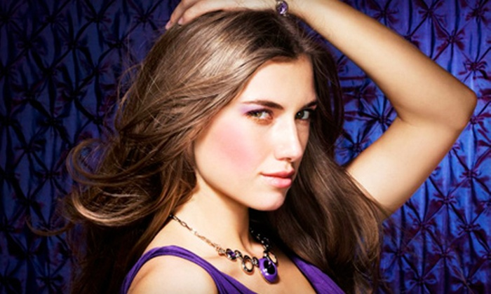 The Hair Spa  - United Central: $10 for Shampoo and Blowout, Shampoo and Updo, or Shampoo and Party Curls at The Hair Spa in St. Petersburg ($25 Value)