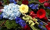 Charleston Florist - Downtown: $20 for $40 Worth of Flower Arrangements at Charleston Florist