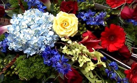 $40 Groupon to Charleston Florist - Charleston Florist in Charleston