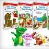Half Off Five DVDs from Baby Genius