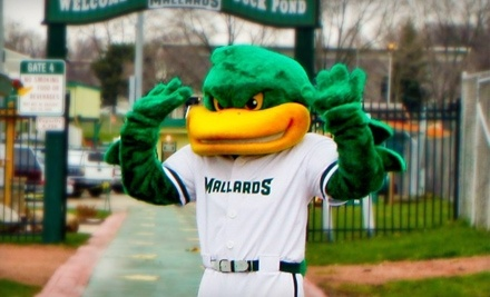 Madison Mallards vs. Wisconsin Woodchucks on Wed., June 8 at 7:05PM - Madison Mallards in Madison