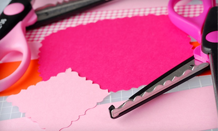 Capture Scrapbooking & Paper Crafting - Denver: $10 for $20 Worth of Scrapbooking Kits or Classes at Capture Scrapbooking & Paper Crafting in Fort Collins