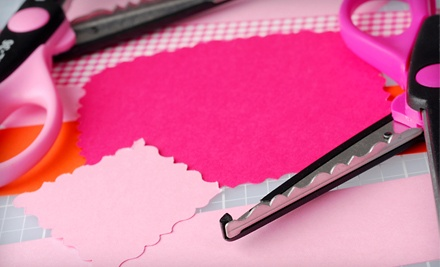 $20 Groupon to Capture Scrapbooking & Paper Crafting - Capture Scrapbooking & Paper Crafting in Fort Collins