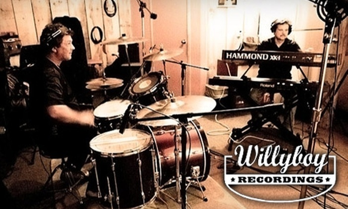 Willyboy Recordings - Hyde Park: $50 for 30 Minutes of Studio Time at Willyboy Recordings
