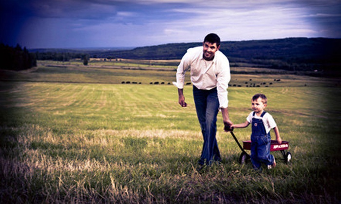 Arctic Edge Photography - Northeast City: $50 for a Photo-Session Package with Prints at Arctic Edge Photography in Fairbanks (Up to $192 Value)