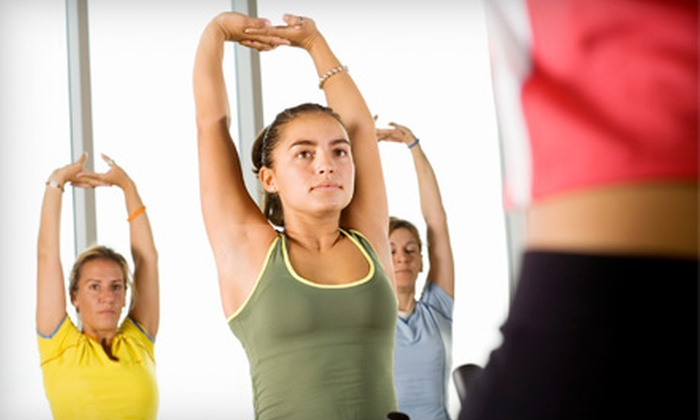 Breakthrough Fitness Center - Hilton Head Island: $20 for a 10-Class Punch Card at Breakthrough Fitness Center on Hilton Head Island ($40 Value)