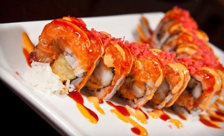 $30 Groupon to Kaya Grill & Sushi - Kaya Grill & Sushi in Columbus