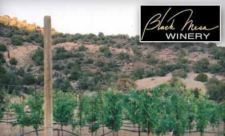 Black Mesa Winery - Black Mesa Winery in Verlarde
