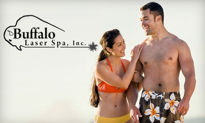 Buffalo Laser Spa - Williamsville: $99 for $300 Toward Laser Hair-Removal and Fat-Removal Services at Buffalo Laser Spa
