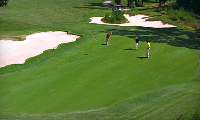 The Bridges Golf Club - Bay St. Louis: $89 for 18 Holes of Golf and Cart Rental for Two People at The Bridges Golf Club at Hollywood Casino in Bay St. Louis (Up to $178 Value)