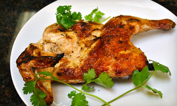 Austin Grilled Chicken - Baldwin: $5 for $10 Worth of Healthy Comfort Fare at Austin Grilled Chicken in Baldwin