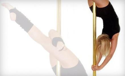 8-Week Pole-Dancing Class (a $125 value) - Pole Trix in Victoria