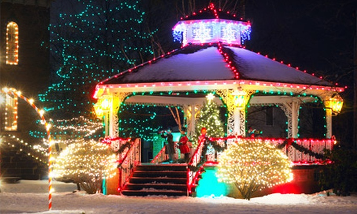 Brandon Bruce Wilson - Northwest Side: $99 for $250 Worth of Christmas-Light Installation and Handyman Services from Brandon Bruce Wilson