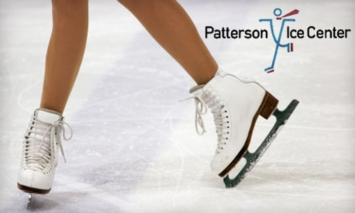 Patterson Ice Center - Grand Rapids: $6 for Three Open-Skate Admissions with Skate Rental at Patterson Ice Center