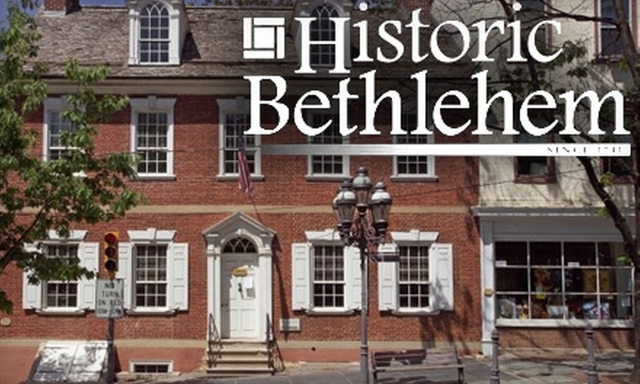 Historic Bethlehem Partnership - Bethlehem: $6 for a Holiday Bus Tour or Walking Tour from Historic Bethlehem Partnership (Up to $12 Value). Choose Between Two Options.