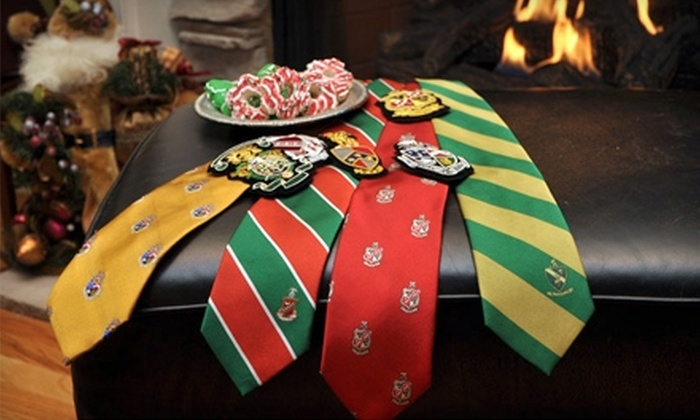 Coastal Tradition: $25 for $50 Worth of Neckties, Bow Ties, and More from Coastal Tradition