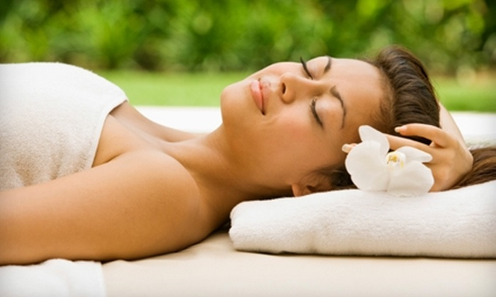 The Vitality Spa - San Ramon: $45 for $100 Worth of Spa Services at The Vitality Spa in San Ramon