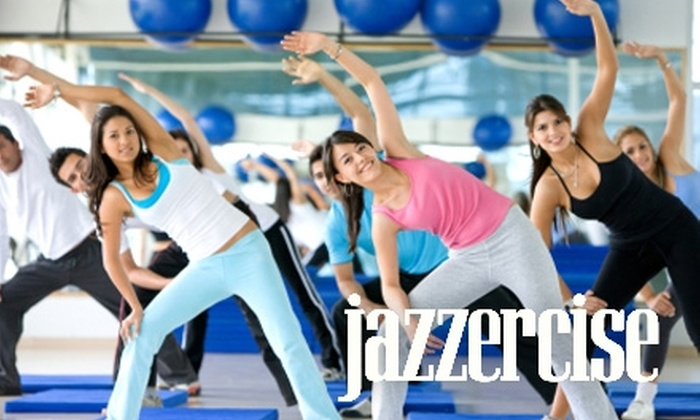 Jazzercise - Multiple Locations: $39 for Two Months of Unlimited Classes at Jazzercise (Up to $179 Value)
