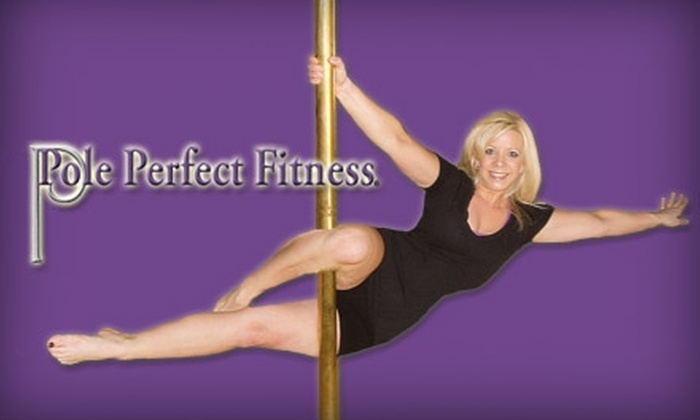 Pole Perfect Fitness - Multiple Locations: $15 for One Introductory Lesson at Pole Perfect Fitness