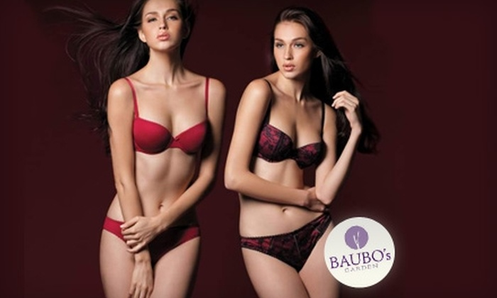 Baubo's Garden - Forest Park: $15 for $30 Worth of Lingerie at Baubo's Garden in Forest Park