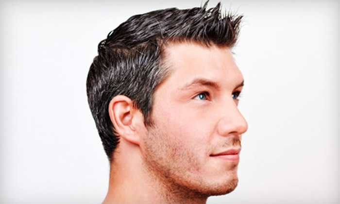 Charlie's Hair & Spa for Men - Pico - Robertson: One or Two Deluxe Haircuts at Charlie's Hair & Spa for Men (Up to 56% Off)