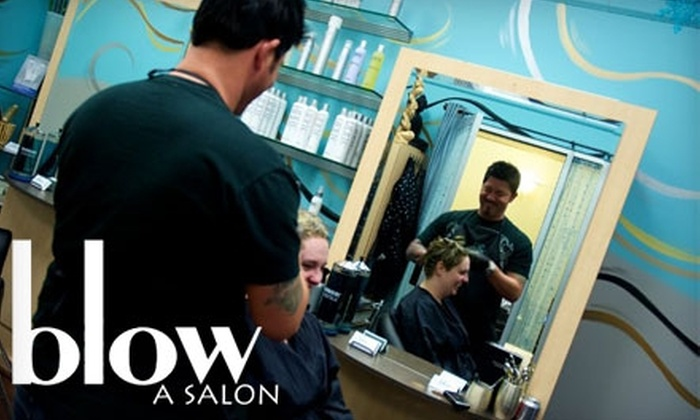 Blow, A Salon - Northeast Virginia Beach: $25 for $50 Worth of Hair Services, Waxing, and More at Blow, A Salon in Virginia Beach