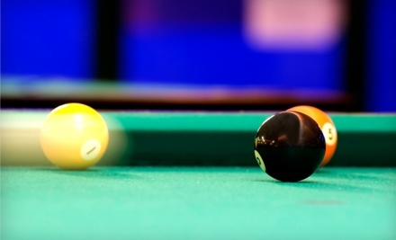 Belltown Billiards & Lounge: Catered Billiards Party for 40 People with Caribbean or Italian Catering - Belltown Billiards & Lounge in Seattle