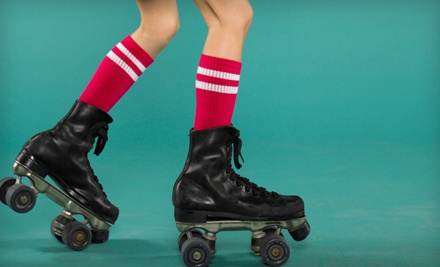 Skate Package for 2 (up to a $40 value) - Skate Zone in Crofton