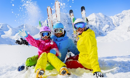 Lift Tickets at Treetops Resort - Ski and Snowboard (Up to 52% Off). Six Options Available.