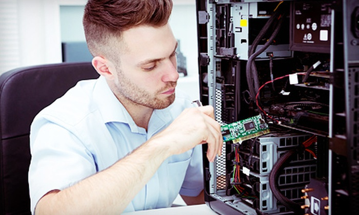 Charlie Redmond III - Paramus: $83 for $150 Worth of Computer Repair Services at Charlie Redmond LLC