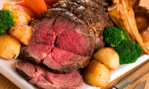 La Locanda Dei Sapori: Menu di carne con calice di vino per 2 o 4 persone da La Locanda Dei Sapori (sconto fino a 73%)