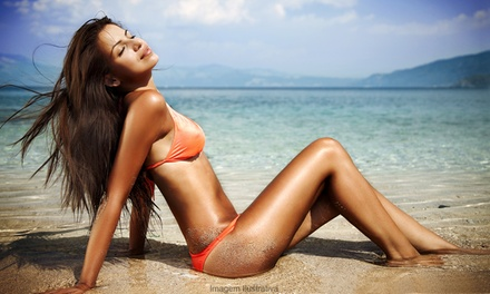 One Mystic Spray Tan at Sunjunkie KY Custom Airbrush Tanning (37% Off)