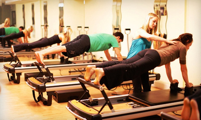 White House Pilates - Multiple Locations: 10 or 15 Mat Pilates Classes, or 3 Reformer Pilates Classes at White House Pilates (Up to 75% Off)
