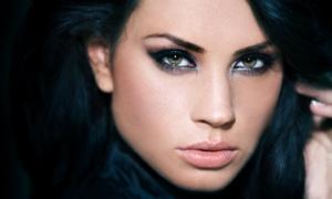 Confraria da Beleza: Confraria da Beleza – Savassi: penteado, maquiagem e cílios postiços (opção de design de sobrancelhas)