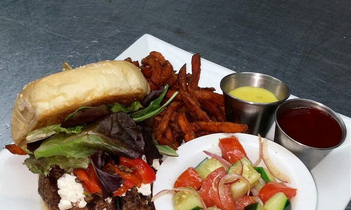 Cheers Grill & Bar - Wade Hampton: Up to 40% Off Pub Food and Drink at Cheers Grill & Bar