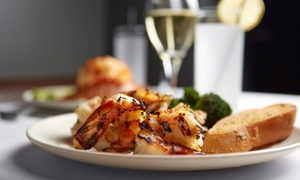Swan Club: Lunch and Cocktails for Two, Four, or Six at Swan Club (72% Off)