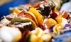 Layaly Mediterranean Grill - Central Richmond: Three-Course Mediterranean Dinner for Two or Four at Layaly Mediterranean Grill (Up to 57% Off)