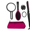 "Revlon Sleek & Shine 1"" Flat Iron and Hair-Styling Gift Set (6 Pc.)"