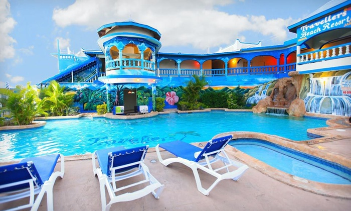 Travellers Beach Resort In Negril Jm
