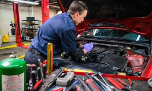 Service Course Auto Works: Up to 51% Off Oil Changes at Service Course Auto Works