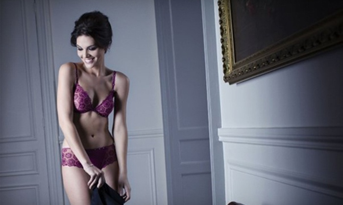 Chrysi's Bra Boutique - Greentree: $25 for $50 Worth of Designer Lingerie at Chrysi's Bra Boutique