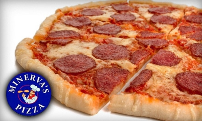 Minerva's Pizza - Wayland: $10 for $25 Worth of Pizza and More at Minerva's Pizza