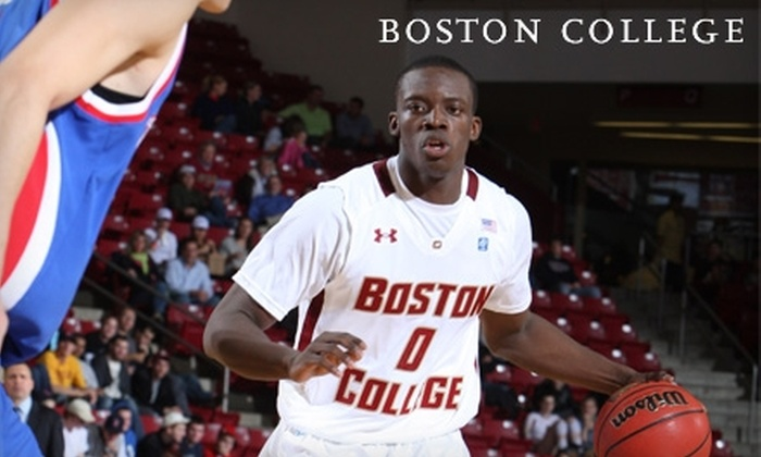 Boston College Eagles - Brighton: $10 for One Ticket to Boston College vs. Wake Forest Basketball Game on March 6 ($20 Value)