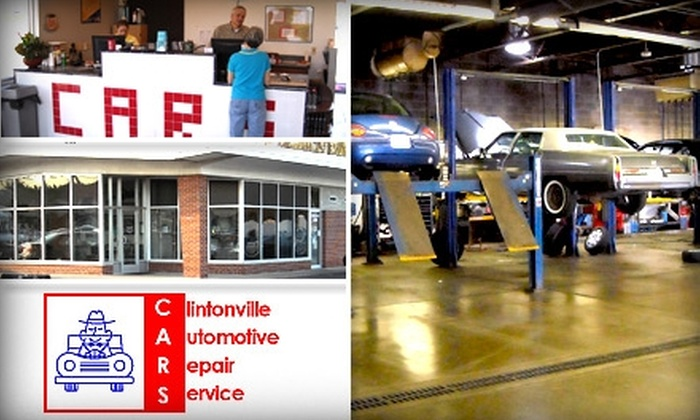 Clintonville Automotive Repair Service - Multiple Locations: $45 for One Hour of Electrical and Drivability Diagnostics
